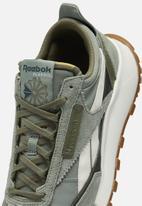 Reebok - Cl legacy - harmony green/chalk/reebok lee 3