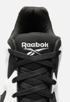 Reebok - Kamikaze ii low - white/black/black
