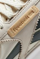 Reebok - Cl legacy - sand stone/forest green /harmony green
