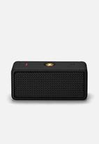 Marshall - Emberton bt portable speaker - black & brass