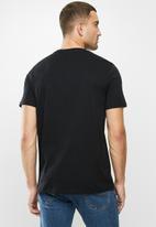 Lee  - Stitched jean - black