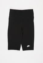 Nike - G nsw bike 9 in short  - black