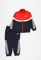 adidas Originals - Infants shiny bos tracksuit - multi