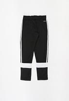 adidas Originals - Boys aeroready 3 stripe pants - black & white