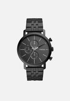 Fossil - Luther chrono - black
