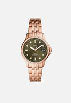 Fossil - Fb-01 - rose gold