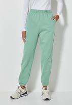Superbalist - Trackpants - green