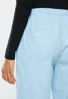 Cotton On - Everyday pant - blue