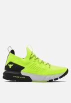 Under Armour - Ua project rock 3 - high-vis yellow / black / high-vis yellow