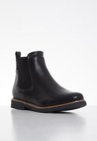 Butterfly Feet - Paula chelsea boot - black