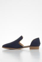 Superbalist - Maya loafer - navy