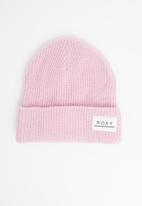 Roxy - Island fox 2 beanie - pink
