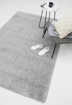 Fotakis - Gipsy shaggy rug - plain grey