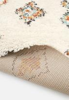 Fotakis - Gipsy shaggy rug - iris multi
