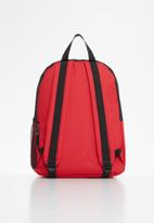 KAPPA - Backpack with key ring - red