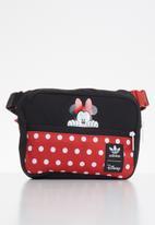 adidas Originals - Minnie sling bag - black/scarlet/white