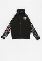 PUMA - Puma x peanuts t7 track jacket g - black