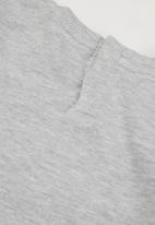 MANGO - Mires sweatshirt - grey