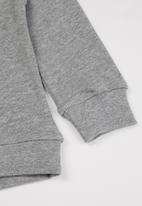 MANGO - Gameday sweatshirt - grey