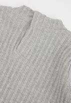MANGO - Arib dress - grey