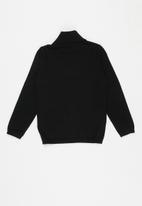 MANGO - Bella sweater - black