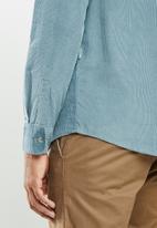 Vissla  - Outsider long sleeve cord - blue