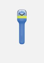 Zoku - Shark kids pocket utensils - blue