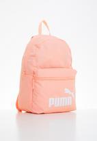 PUMA - Puma phase backpack - peach