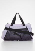 PUMA - At ess barrel bag - purple