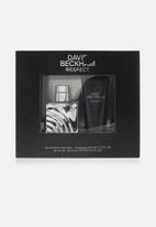 DAVID BECKHAM - David Beckham Respect Edt & Shower Gel Gift Set (Parallel Import)