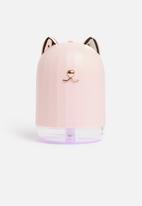 Bespoke & Co. - Kitten shape humidifier - pink
