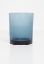 Jenna Clifford - Solid tumbler set of 4 - dark blue