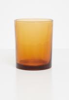 Jenna Clifford - Solid tumbler set of 4 - orange
