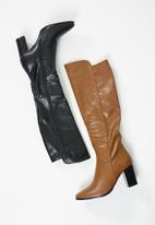 Butterfly Feet - Sierra over the knee boot - tan