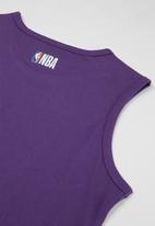 NBA - Lakers retro vest - purple