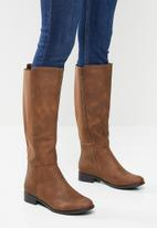 Butterfly Feet - Huda riding boot - tan