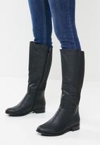 Butterfly Feet - Huda riding boot - black