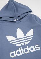 adidas Originals - Trefoil hoodie - blue