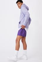 Factorie - Basic hoodie - lilac