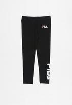 FILA - Asta leggings - black