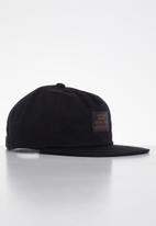 DC - Full service cap - black