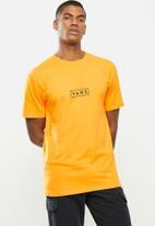 Vans - Classic easy box tee - saffron