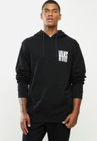 Vans - Vans reflect hoodie - black