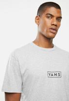 Vans - Classic easy box tee - athletic heather