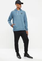 Hurley - Df universal fleece pull over hoodie - blue