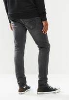 Cutty - Denim jean basic - charcoal