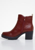 Superbalist - Chelsea boot - burgundy