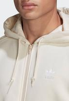adidas Originals - 3-str fz nd hooded track top - non-dyed