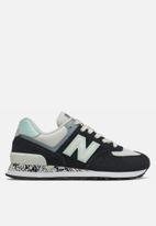 New Balance  - 574v2 - black (001)