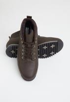 UrbanArt - Crocco 22 nub nyl - brown